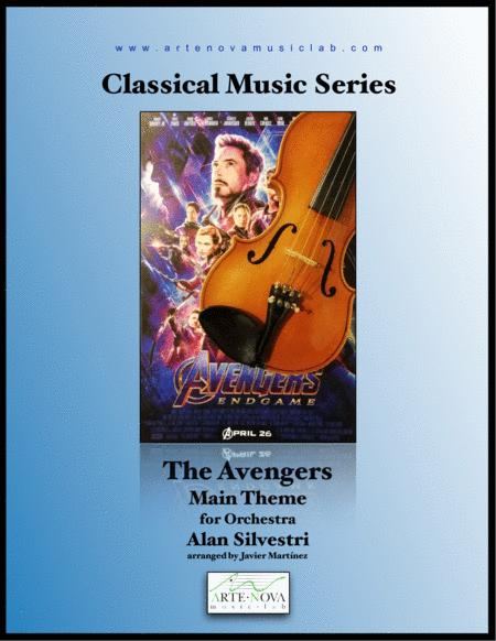 The Avengers - Main Theme for Orchestra