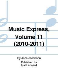 Music Express, Volume 11 (2010-2011)