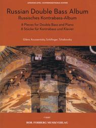 Russisches Kontrabass-Album