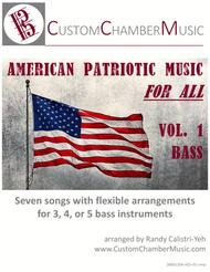 American Patriotic Music for All, Volume 1 (for bass instruments)