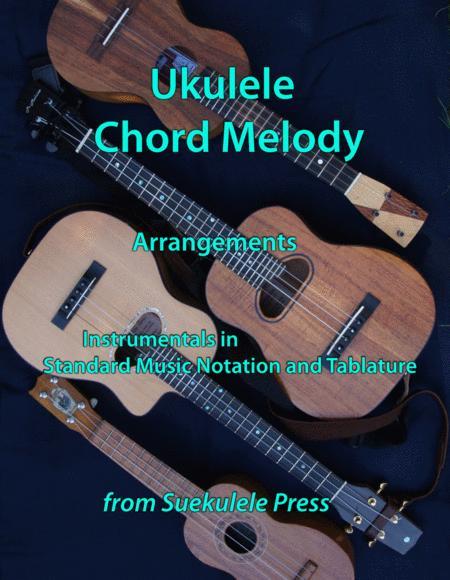 Moon River (ukulele duet in C major)