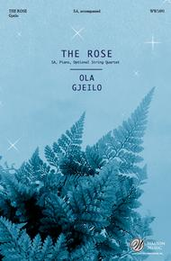 The Rose SA Vocal Score