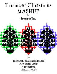Trumpet Christmas Mashup - Trumpet Trio Christmas Medley