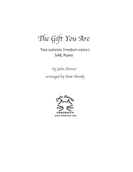 The Gift You Are