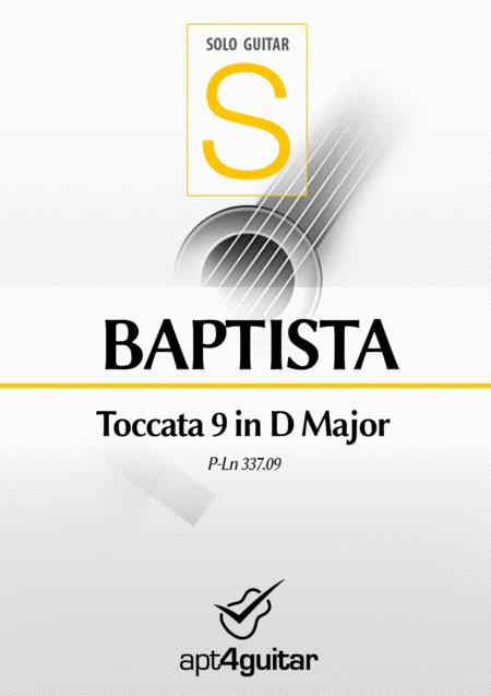 Toccata 9 in D Major