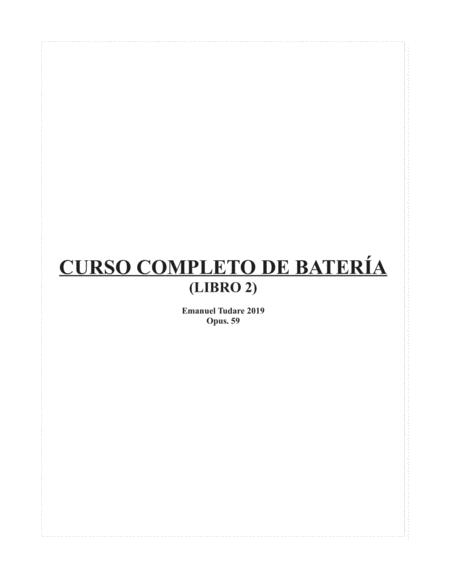 Complete Drum Set Course - Book II