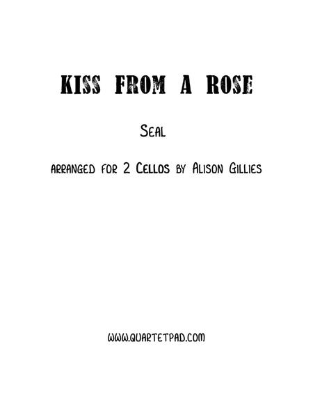 Kiss From A Rose - Cello Duet
