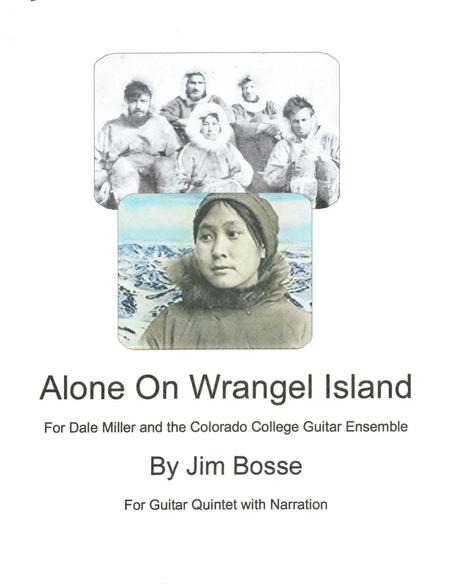 Alone on Wrangel Island