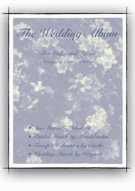 The Wedding Album, for Solo Cello and Piano