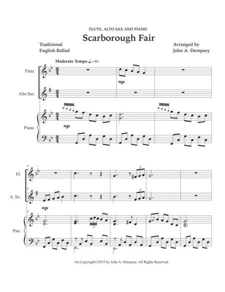 woodwind fanfare Sheet music for Clarinet (In B Flat