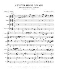 A Whiter Shade Of Pale - Procol Harum (String Quartet)