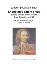 J. S. Bach - Sheep may safely graze (Schafe können sicher weiden) from Cantata No. 208