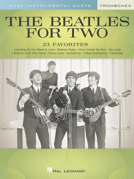 The Beatles for Two Trombones