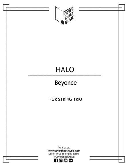 Halo String Trio