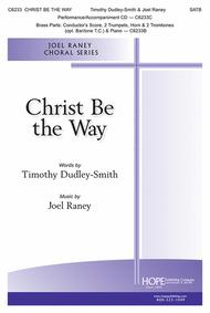 Christ Be the Way