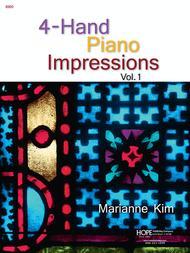 4-Hand Piano Impressions, Vol. 1