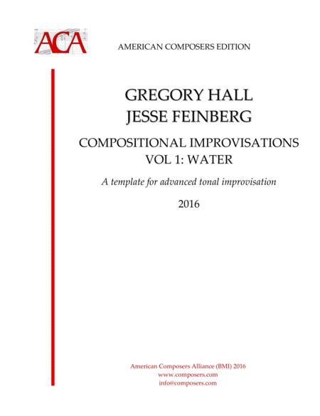 [Hall, Feinberg] Compositional Improvisations - Vol. 1: Water