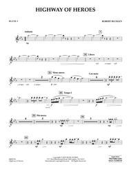 Highway of Heroes - Flute 1