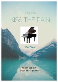 Kiss The Rain - Piano Solo