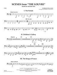 Scenes from the Louvre (arr. Robert Longfield) - Tuba