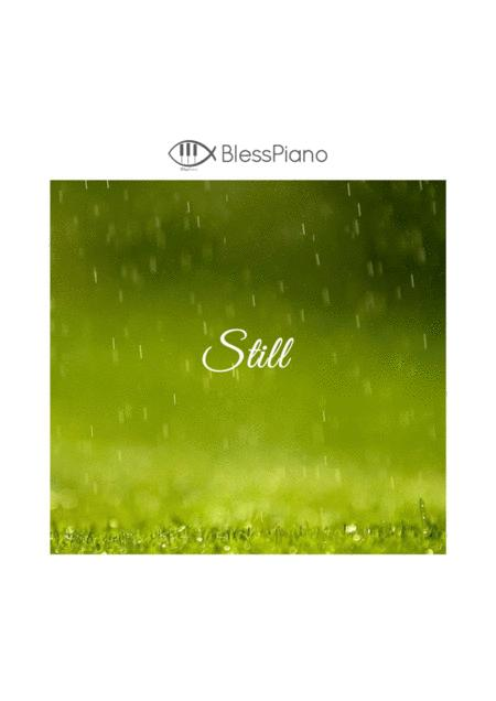 Still (Piano Early Intermediate) by Hillsong