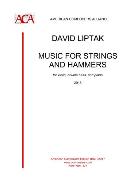 [Liptak] Music for Strings and Hammers