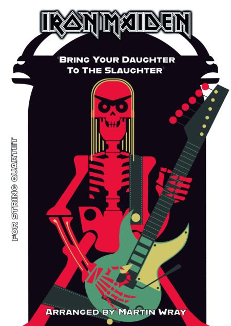 Bring Your Daughter To The Slaughter - String Quartet