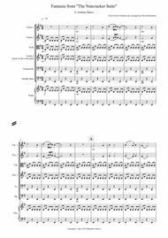 Arabian Dance (fantasia from Nutcracker) for String Orchestra
