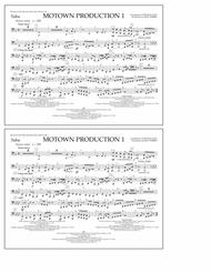 Motown Production 1(arr. Tom Wallace) - Tuba
