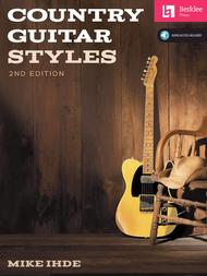 Country Guitar Styles - 2nd Edition