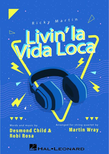 Livin' La Vida Loca - String Quartet
