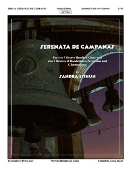 Serenata de Campanas - handbell part