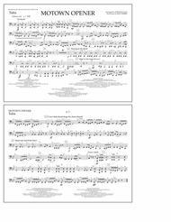 Motown Theme Show Opener (arr. Tom Wallace) - Tuba