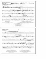 Motown Theme Show Opener (arr. Tom Wallace) - Aux. Perc. 1