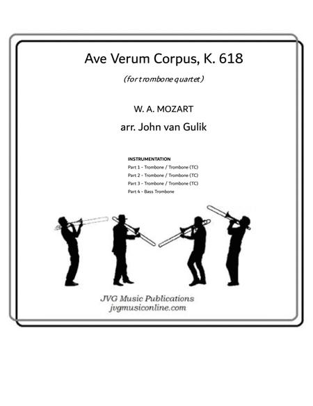 JVG-2019-Brass - Ave Verum - Trombone Choir