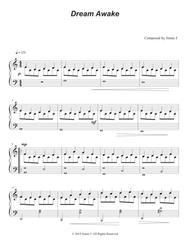 Dream Awake (Original Piano Composition)