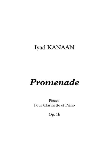 Clarinet and Piano No 1