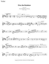 Somewhere Over The Rainbow - String Trio (jazz)
