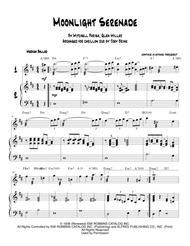 Moonlight Serenade, for carillon duet