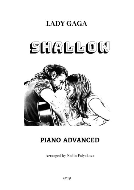 Shallow. Piano Advanced.