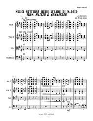 Boccherini Music from MASTER AND COMMANDER - String Quartet