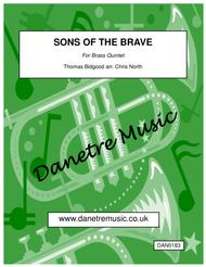Sons of the Brave (Brass Quintet)