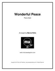 Wonderful Peace