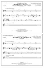 (You Make Me Feel Like) A Natural Woman (Pre-Opener) (arr. Jay Dawson) - Bb Horn