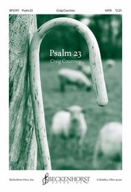 Psalm 23 (octavo) [SATB choir]