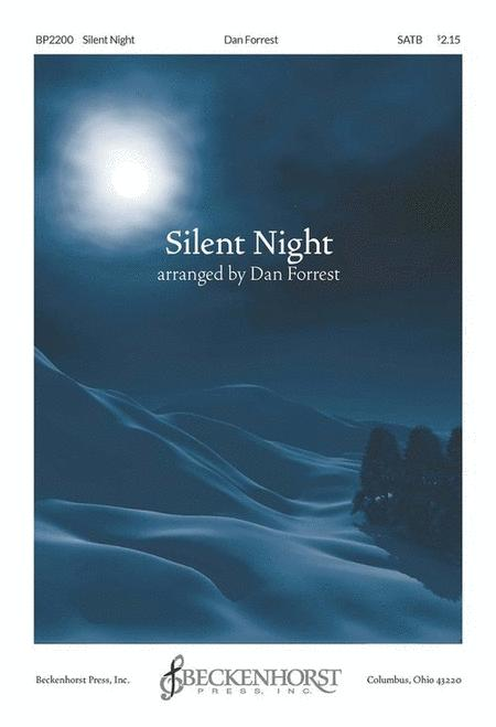 Silent Night (octavo) [SATB choir]