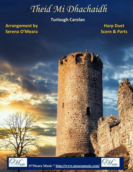 Theid Mi Dhachaidh, Score and Parts