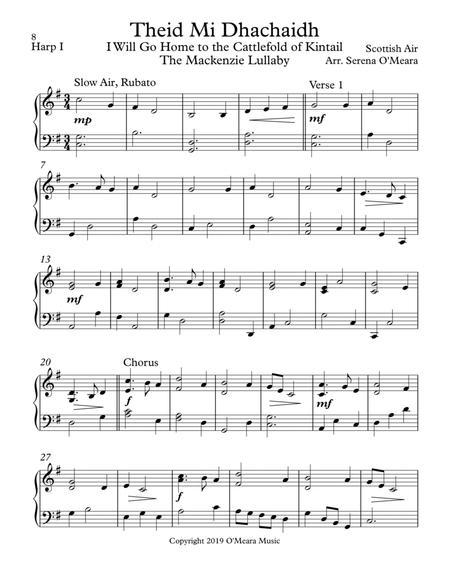 Theid Mi Dhachaidh, Harp I