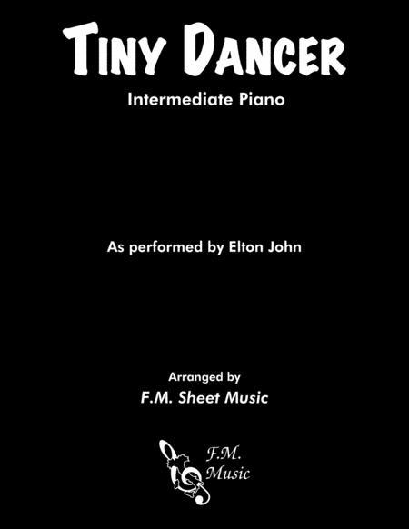 Tiny Dancer (Intermediate Piano)