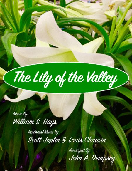 The Lily of the Valley (Ragtime Hymn): Clarinet, Cello and Piano